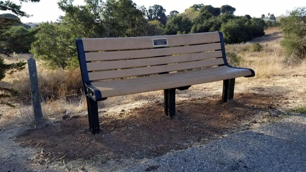 Commemorative Bench & Plaque
