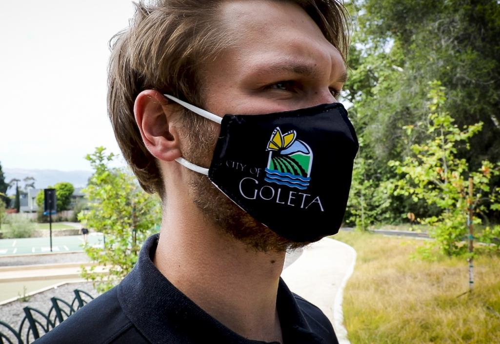 Michael Baris Face Covering