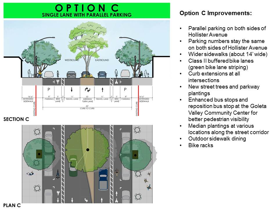 Complete Streets Option C