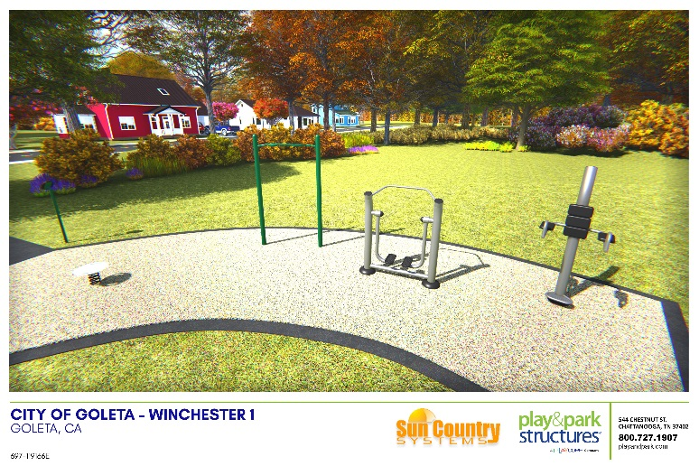 Winchester I Park Rendering
