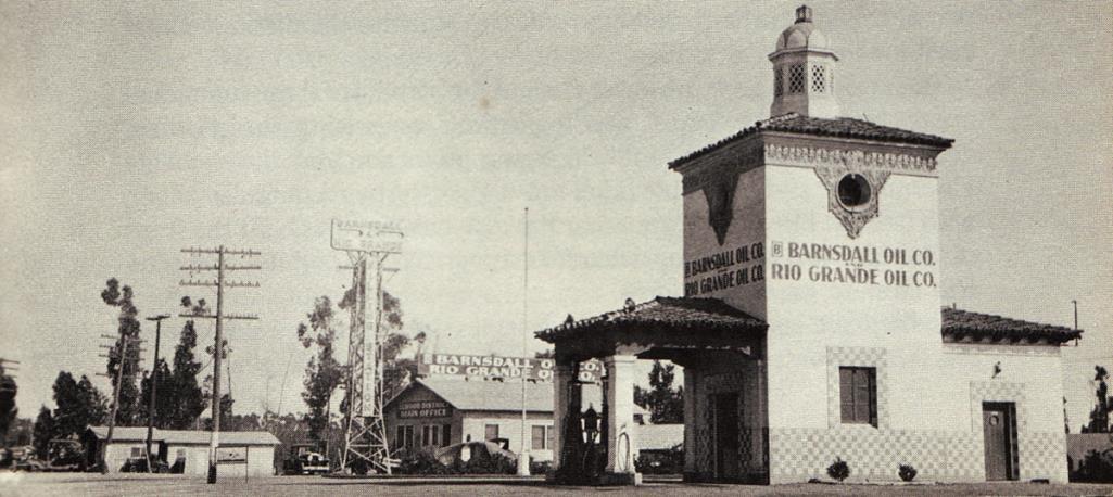 Barnsdall_Rio Gas Station